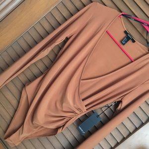 One piece bodysuit. Size S